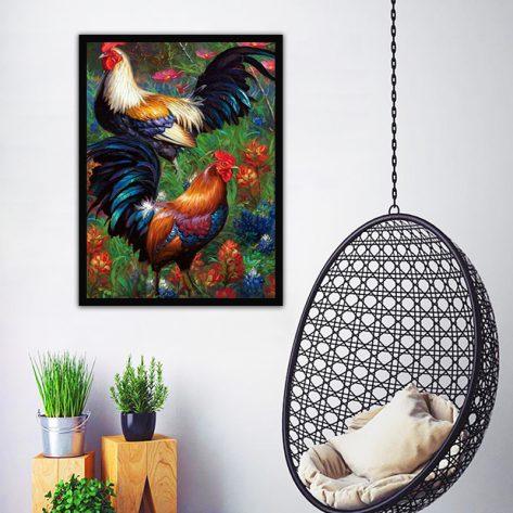 30-40-animal Chicken Beautiful Life