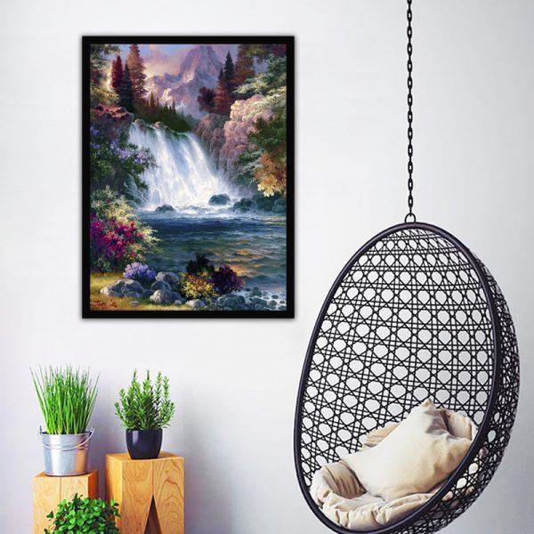 30-40 Scene Landscape Painting Artistic Conception