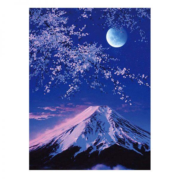 30-40-scene Moonlight Sky Artistic Conception