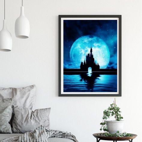 Variety Lake And Moonlight Blue