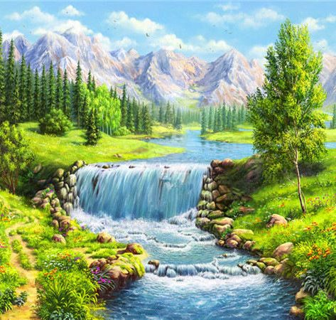 Beautiful Natural Scenery That Heals The Soul