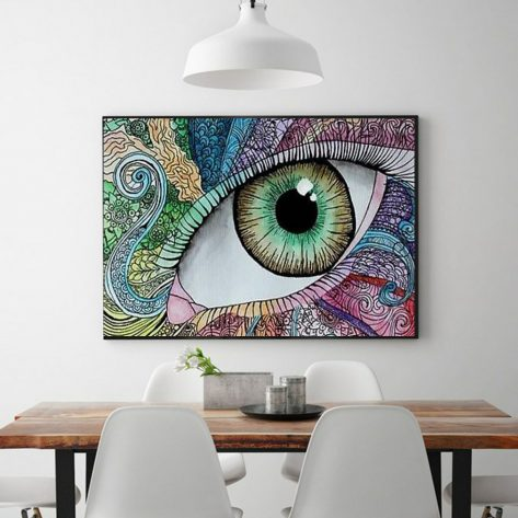 Element-rich Eyes